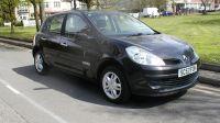 2007 Renault Clio LTD 1.2 16V 5dr