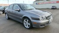 2009 Jaguar X-Type 2.2 SE 4d