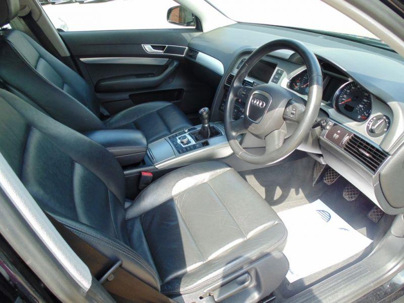 2008 AUDI A6 2.0 5dr image 7