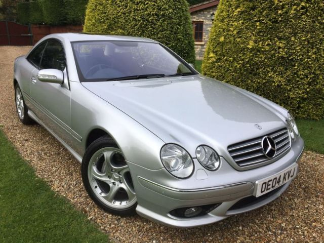 2004 Mercedes-Benz CL 5.0 CL 500 image 1
