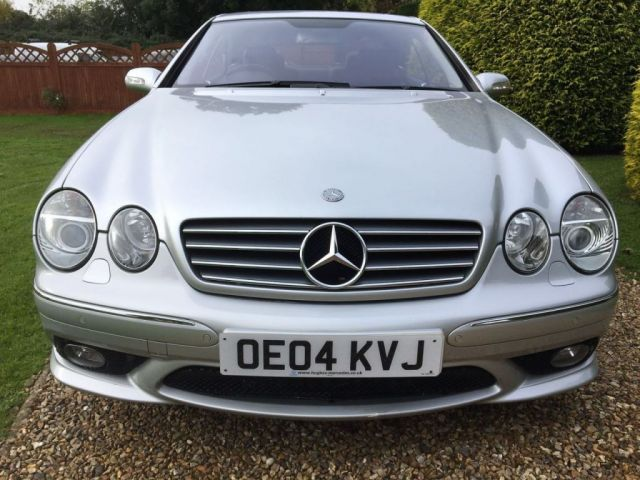 2004 Mercedes-Benz CL 5.0 CL 500 image 3