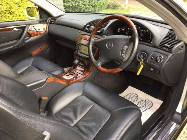 2004 Mercedes-Benz CL 5.0 CL 500 image 6