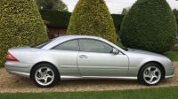 2004 Mercedes-Benz CL 5.0 CL 500 image 2