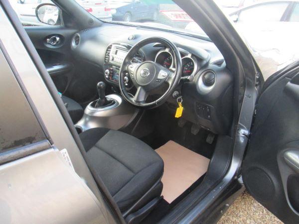 2011 Nissan Juke 1.6 Acenta 5dr image 7