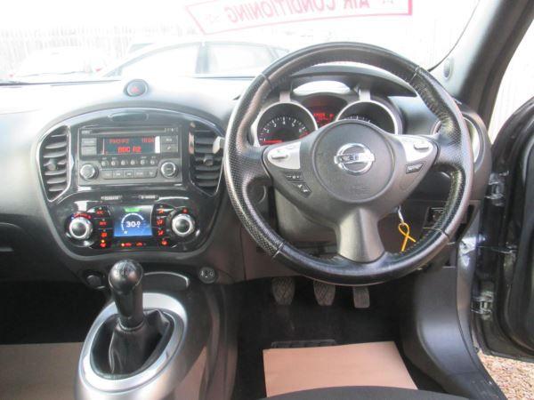2011 Nissan Juke 1.6 Acenta 5dr image 8