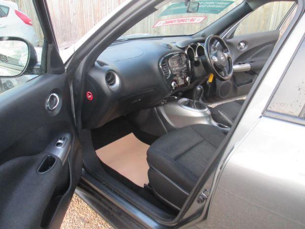2011 Nissan Juke 1.6 Acenta 5dr image 10