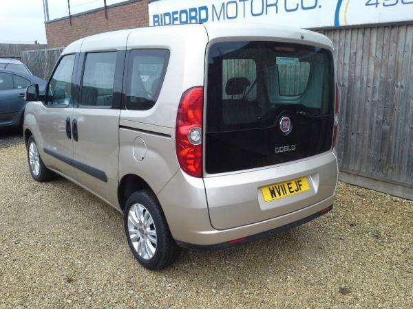 2011 Fiat Doblo 1.6 5dr image 3