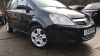 2009 Vauxhall Zafira 1.9CDTI