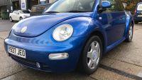 2003 Volkswagen Beetle 2.0