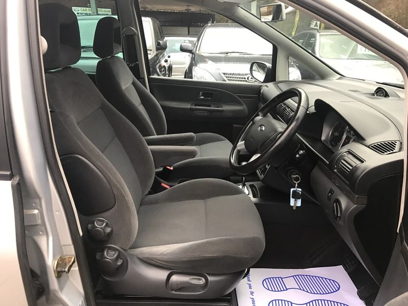2003 Ford Galaxy GHIA 1.9TDI image 7