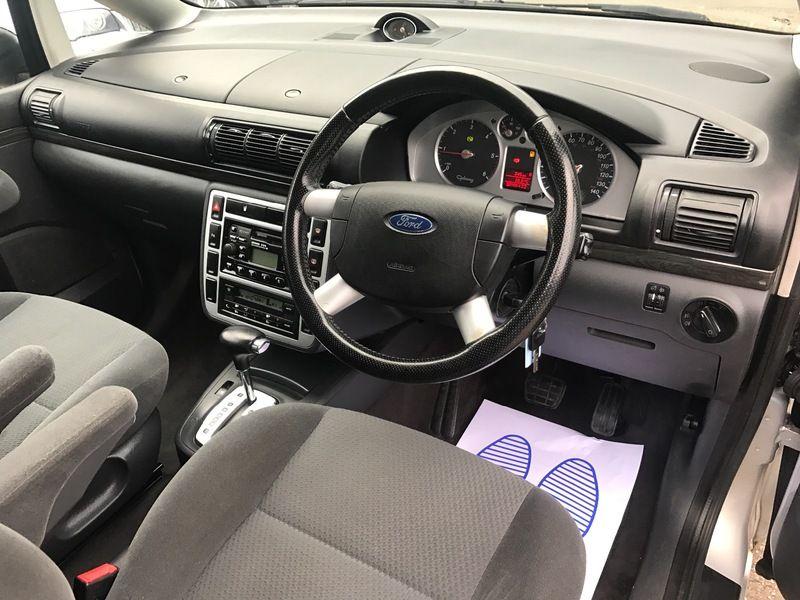 2003 Ford Galaxy GHIA 1.9TDI image 10
