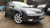 2007 Ford Mondeo 2.0
