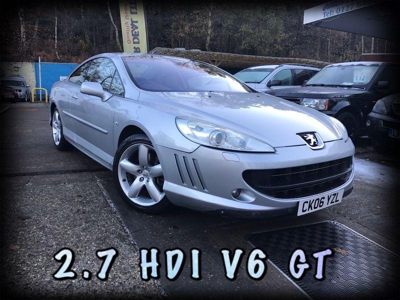 2006 Peugeot 407 2.7 V6 HDI GT image 1