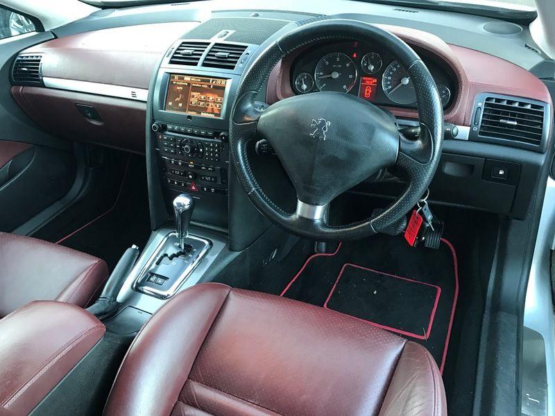 2006 Peugeot 407 2.7 V6 HDI GT image 8