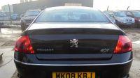 2008 Peugeot 407 2.7 GT HDI 4d image 5