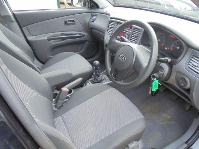 2010 Kia Rio 1.5 CRDI 5d image 9