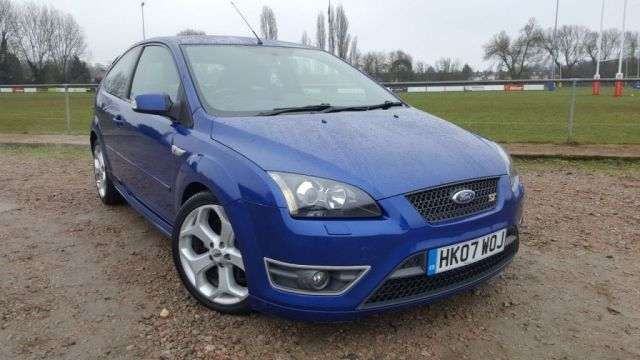 2007 Ford Focus 2.5 ST-2 3d image 1