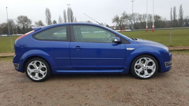 2007 Ford Focus 2.5 ST-2 3d image 5