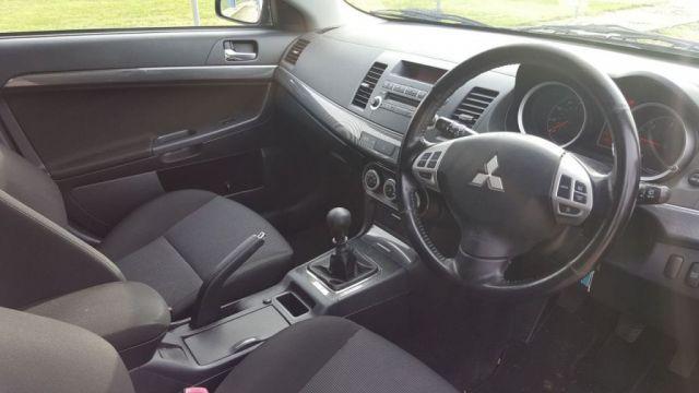 2009 Mitsubishi Lancer 2.0 GS3 5d image 6