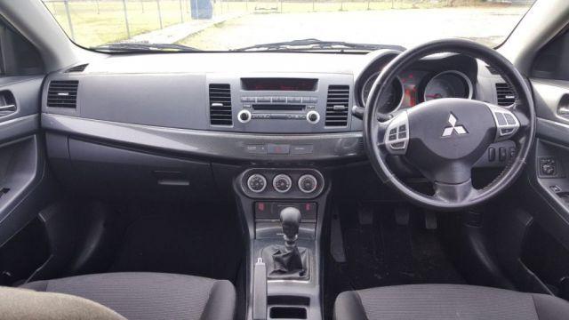 2009 Mitsubishi Lancer 2.0 GS3 5d image 7