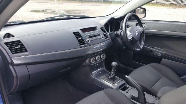 2009 Mitsubishi Lancer 2.0 GS3 5d image 8