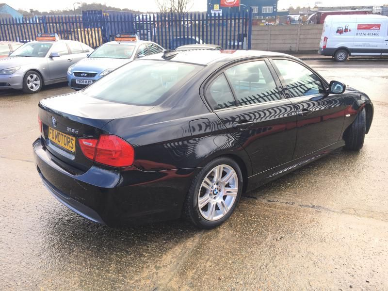 2010 BMW 318 2.0 4dr image 6