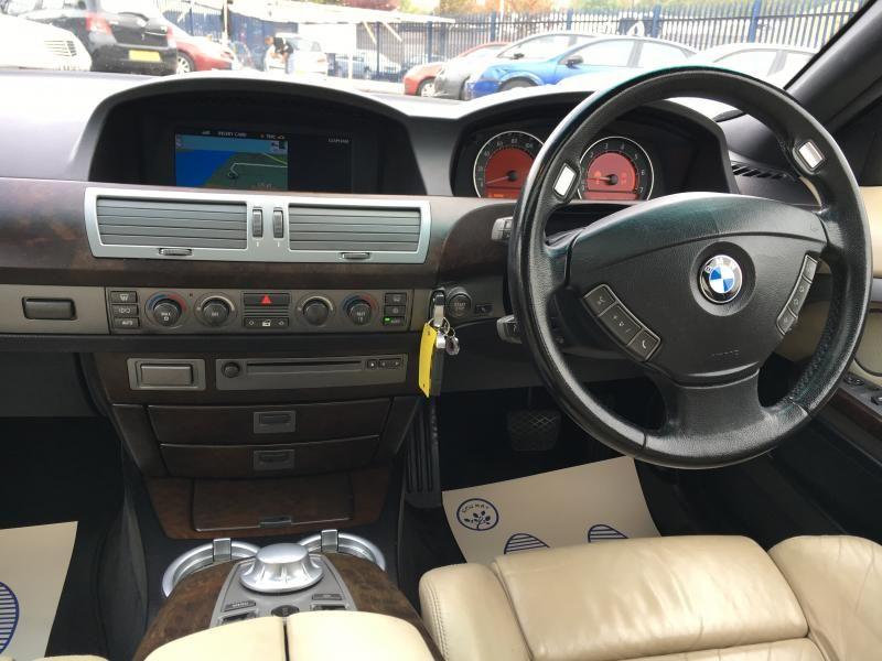 2004 BMW 735 3.6 4dr image 10