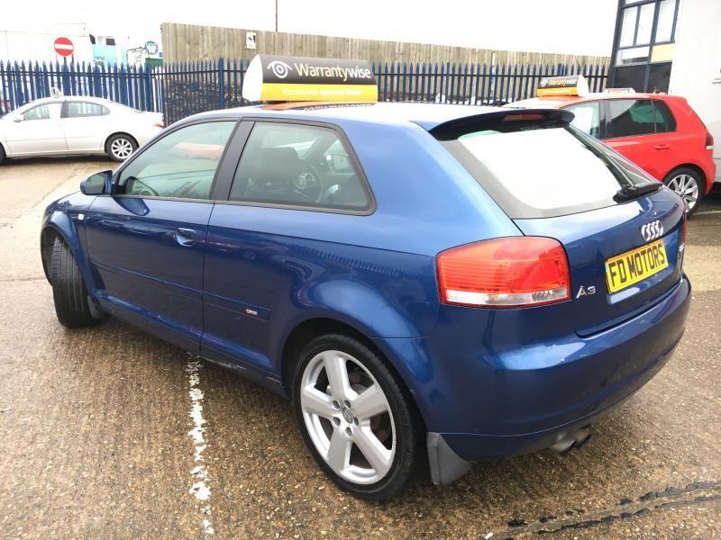 2006 Audi A3 2.0 3dr image 4