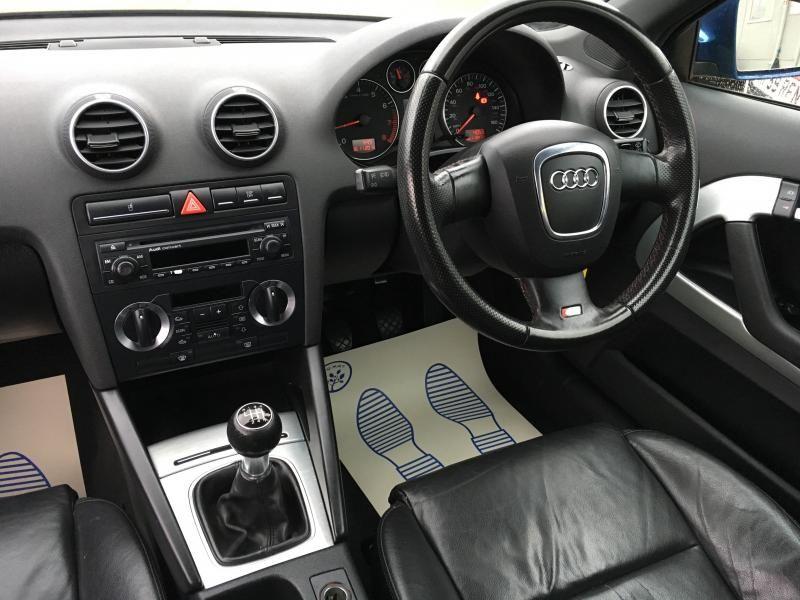 2006 Audi A3 2.0 3dr image 10