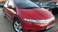 2008 Honda Civic 2.2 3dr image 1