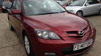 2008 Mazda 3 1.6 5dr