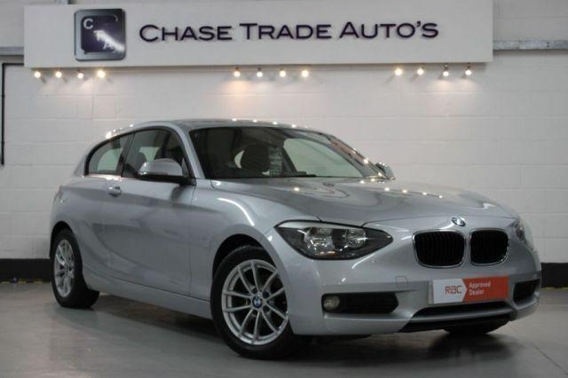 2013 BMW 1 Series 1.6 116D 3d image 1