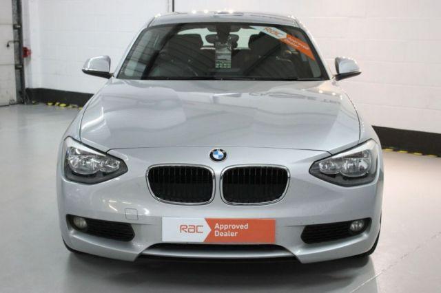 2013 BMW 1 Series 1.6 116D 3d image 4