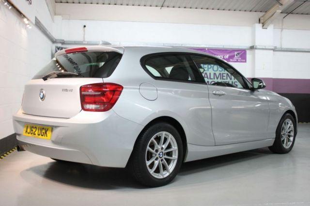 2013 BMW 1 Series 1.6 116D 3d image 5
