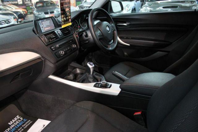 2013 BMW 1 Series 1.6 116D 3d image 6