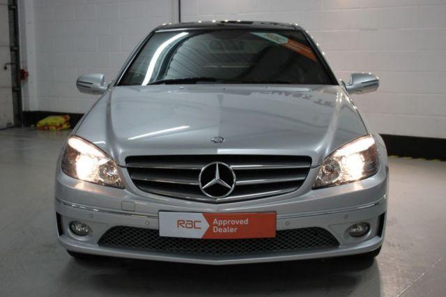 2008 Mercedes-Benz 2.5 CLC230 SPORT 3d image 6