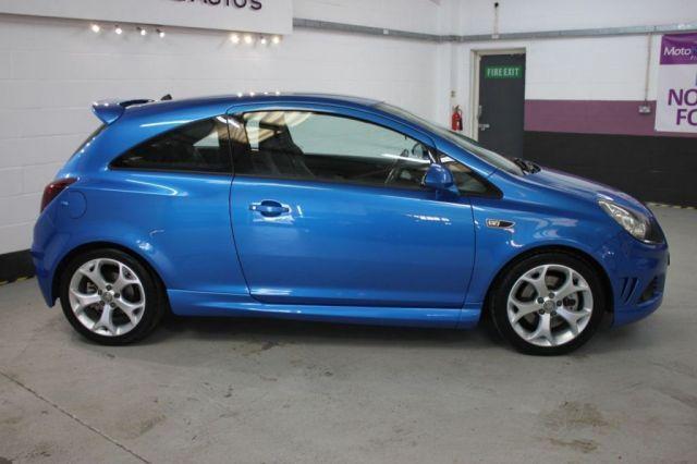 2010 Vauxhall Corsa 1.6 VXR 3d image 3