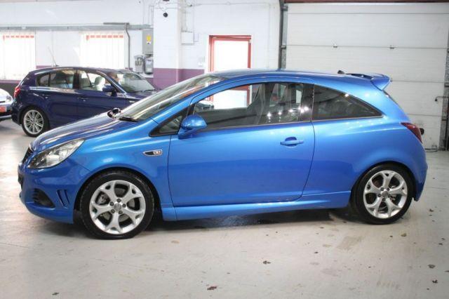 2010 Vauxhall Corsa 1.6 VXR 3d image 4