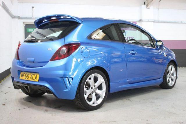 2010 Vauxhall Corsa 1.6 VXR 3d image 5