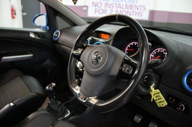 2010 Vauxhall Corsa 1.6 VXR 3d image 9