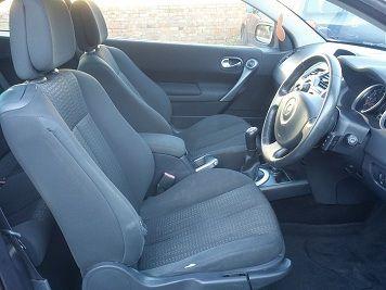 2006 Renault Megane 1.6 VVT Dynamique 2dr image 7