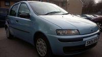 2004 Fiat Punto 1.2 16v Dynamic 5dr