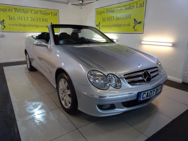 2007 Mercedes-Benz 3.0 CLK280 2d image 1