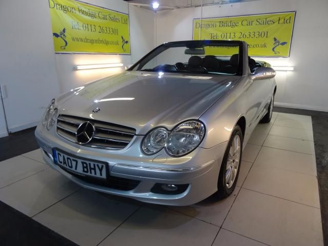 2007 Mercedes-Benz 3.0 CLK280 2d image 2