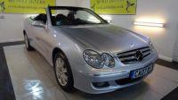 2007 Mercedes-Benz 3.0 CLK280 2d