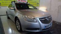 2009 Vauxhall Insignia 2.0 CDTI 5d
