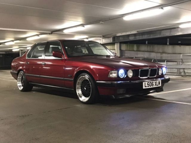 1994 BMW 7 Series 730I V8 E32 4d image 2