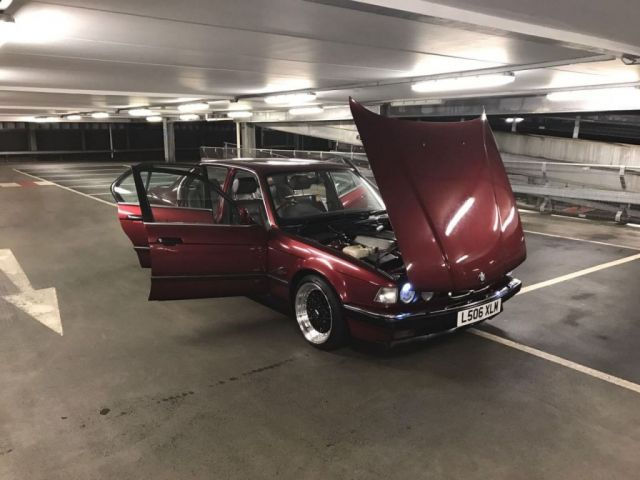 1994 BMW 7 Series 730I V8 E32 4d image 5