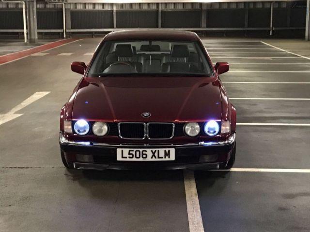 1994 BMW 7 Series 730I V8 E32 4d image 6