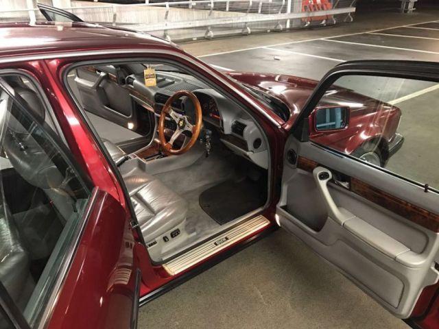 1994 BMW 7 Series 730I V8 E32 4d image 7
